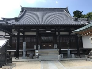 四国お遍路の国分寺