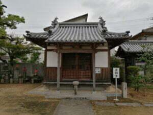 長尾寺(87番)ながおじ