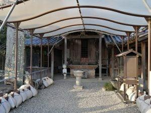 15番国分寺の工事